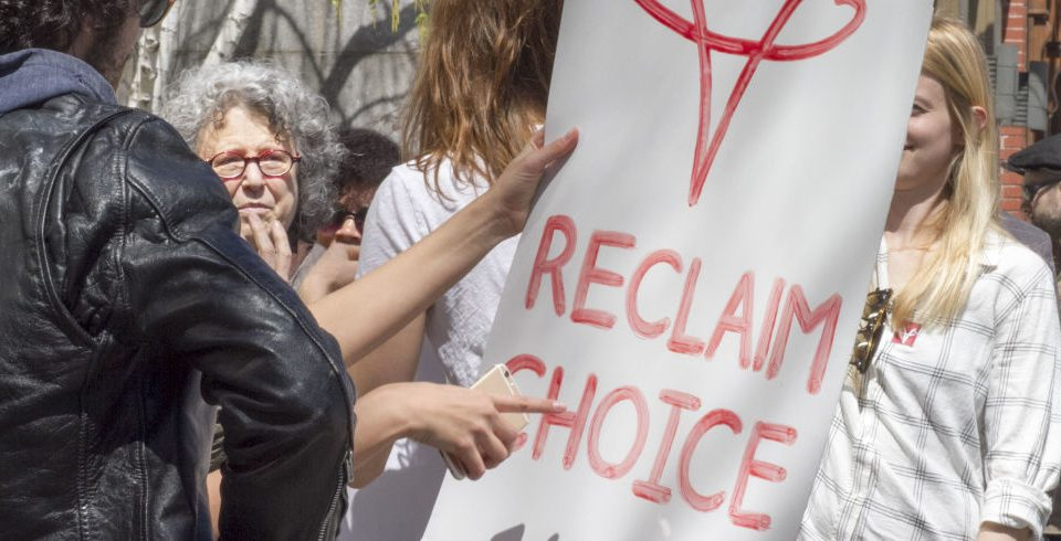 NY Attorney General Takes Steps to Stop Harassment at Women's Health Clinic