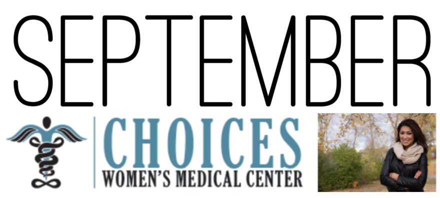 September 2018 newsletter for Choices Medical