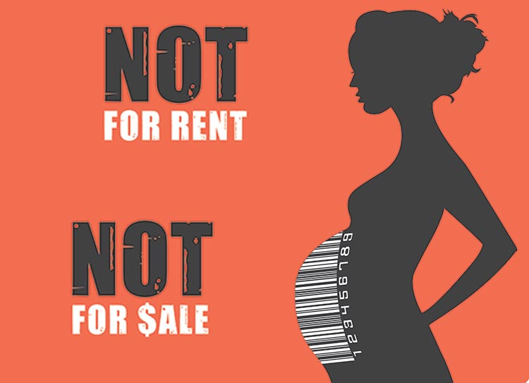 Wombs for rent? Babies to buy? NOT in New York State!