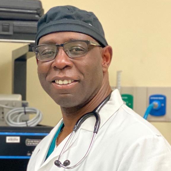 Dr. Evans Crevcouer